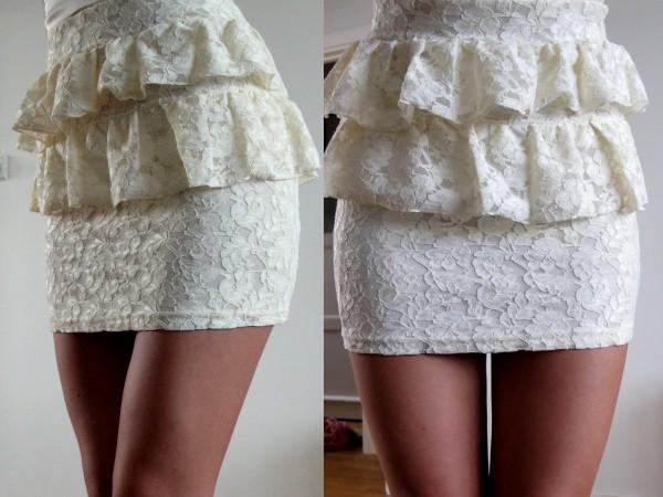 6fe5034b49b8 Titta vilken underbar kjol jag fick hem idag! Den perfekta sommarkjolen  enligt mig. Ett bra alternativ till er som ska ta studenten i år!
