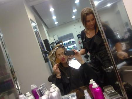 salong hårklippet odenplan