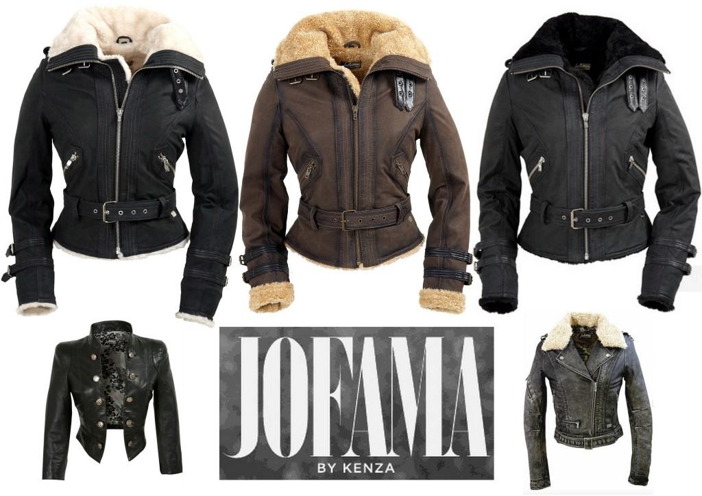 jofama by kenza vinterjacka