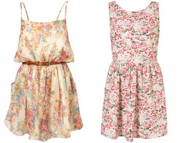 31141754f759 Får inte nog av blommiga klänningar kring sommartider! Finns inget finare  tycker jag och när kvällarna blir svala är det bara att slänga på  skinnjackan.