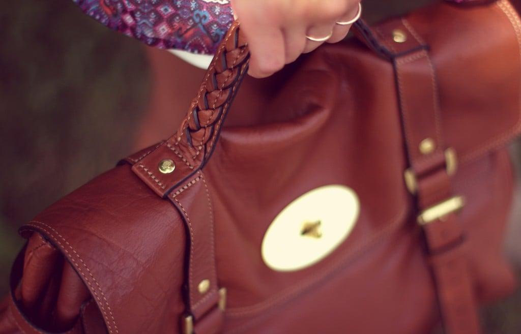 Знакомьтесь, сумка Mulberry Малбери Alexa Обсуждение на