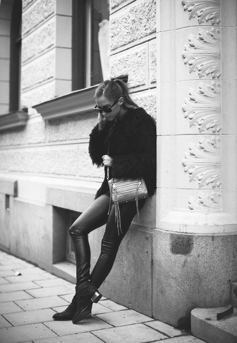black and white st-1