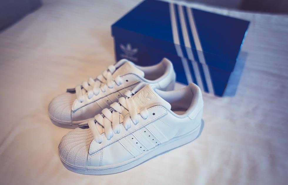 Adidas Superstar Helvita