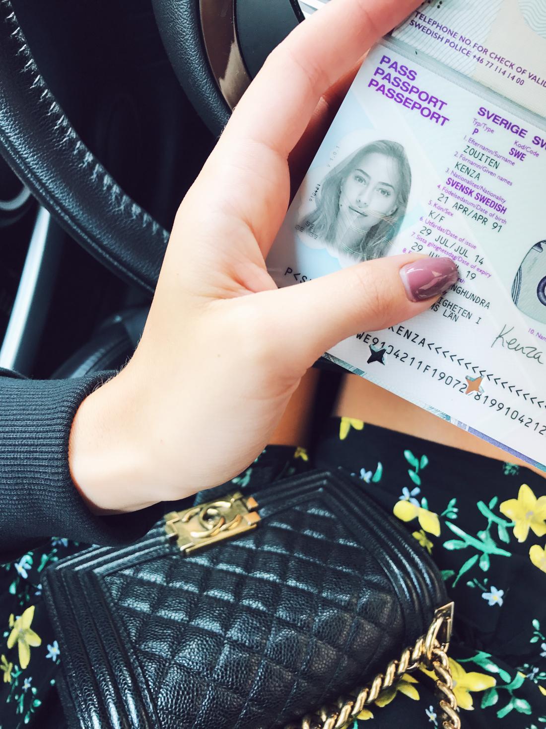byta efternamn giftermål pass